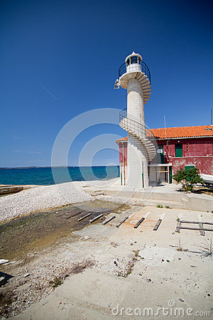 Free Old Lighthouse Stock Photos - 35447923