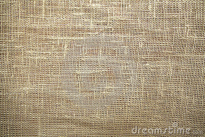 Old Linen Fabric Background Royalty Free Stock Images