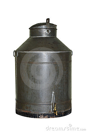Free Old Liquid Tank Stock Photo - 21383990