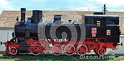 Old locomotive Editorial Photo