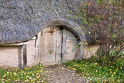 Old longhouse