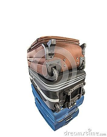Old Luggage Bags II