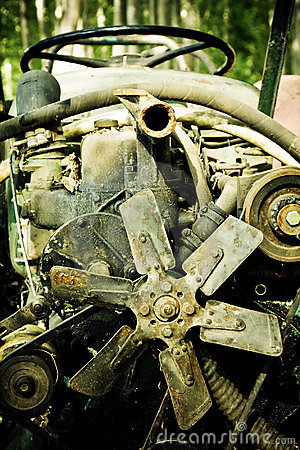 Free Old Machinery Stock Photos - 6102203