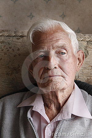 Free Old Man Stock Photography - 17599452