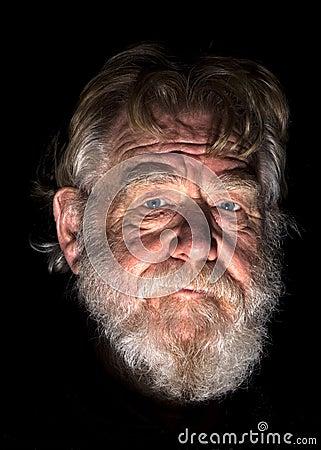 Free Old Man 2 Stock Photos - 612083