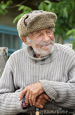 Old man Editorial Stock Photo