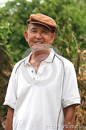 Free Old Man Royalty Free Stock Image - 715726