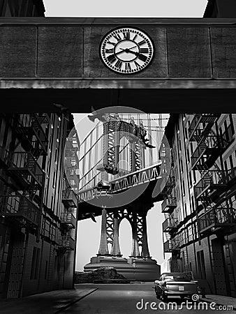 Old Manhattan Bridge