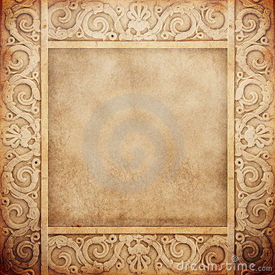Free Old Marble Frame Stock Photos - 10908873