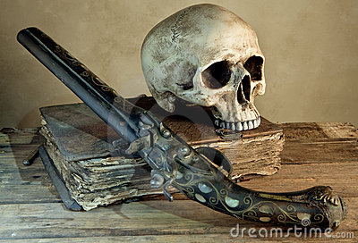 Old master skull