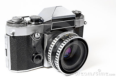 Old mechanical SLR