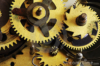Old mechanism