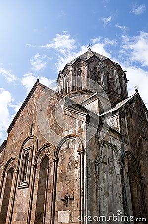 Old medieval monastery