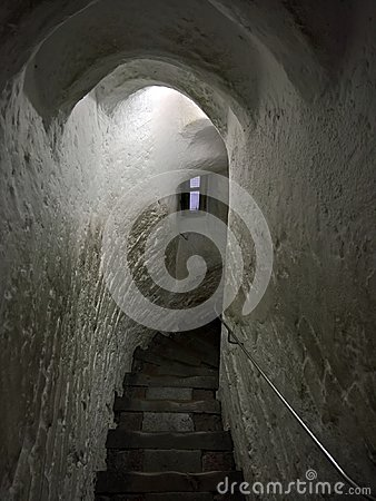 Free Old Medieval Stairs Royalty Free Stock Images - 101725849