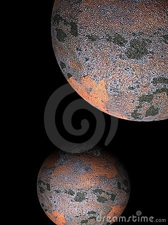 Old metal planets 7