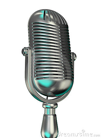 Free Old Microphone Stock Photos - 2207483
