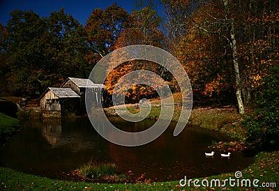 Old Mill On Blue Ridge Parkway