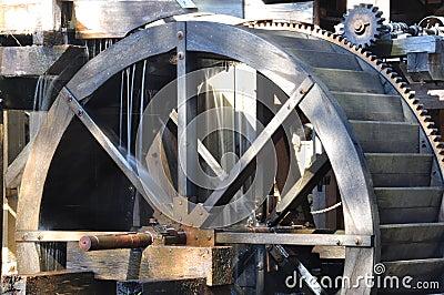 Old Mill Waterwheel