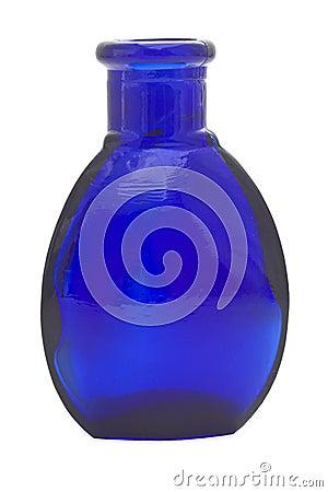Old miniature bottle