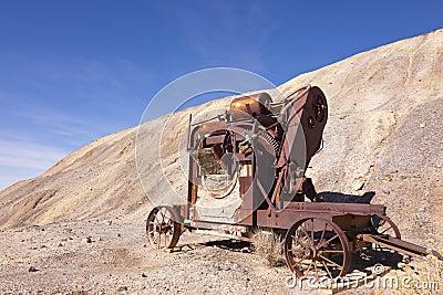 Old Mining Mixer