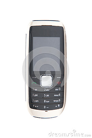 Free Old Mobile Phone Royalty Free Stock Photography - 55709707