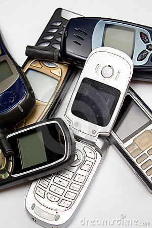 Old mobile phones II