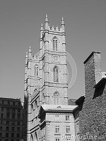 Free Old Montréal Stock Image - 1281