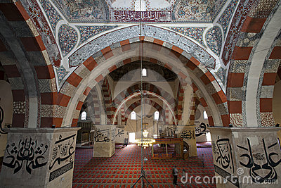 The Old Mosque in Edirne