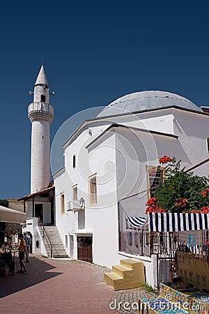 Old Mosque, Fetiye