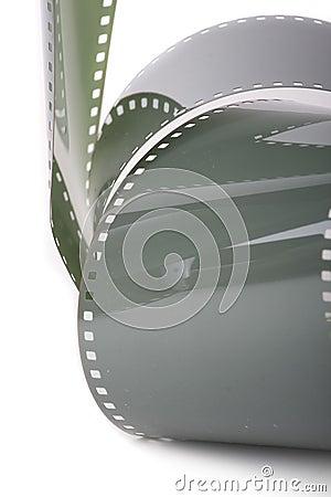 Old negative  film