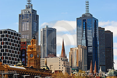 Old and New Melbourne