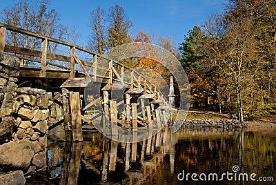 Old north bridge