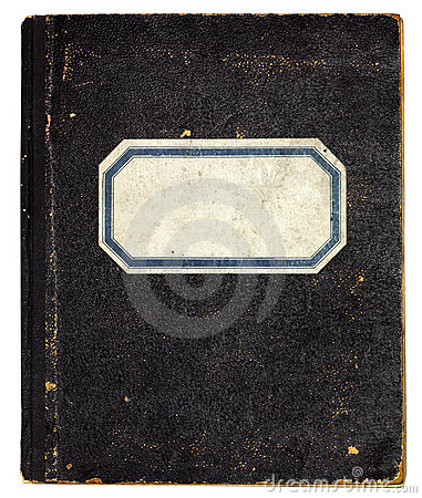 Old Notebook Cover