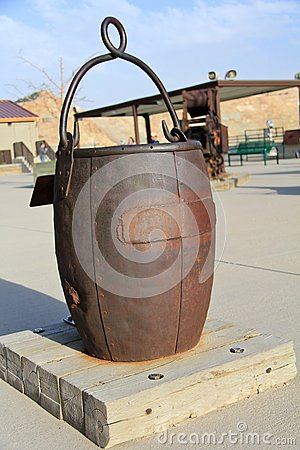Old Ore Bucket