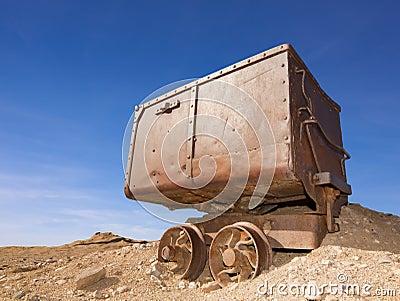 Old Ore Car