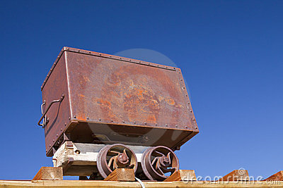 Old Ore Cart