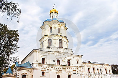 Old orthodox cathedral of All Saints