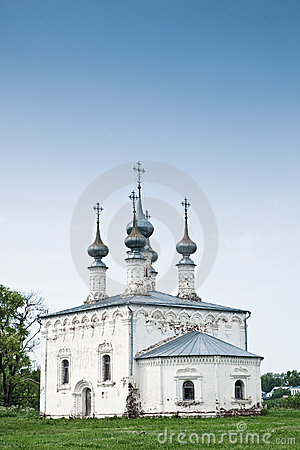 Old orthodox church