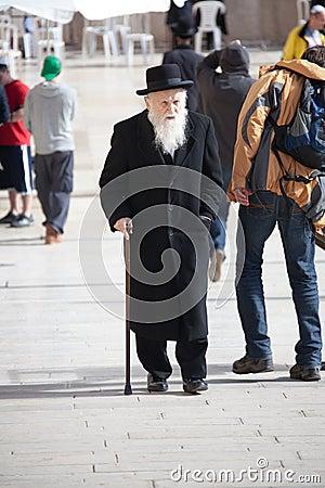 Free Old Ortodox Jewish Stock Images - 19089794