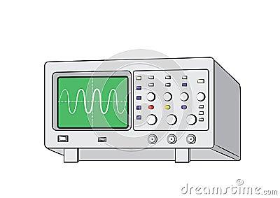 Old oscilloscope2