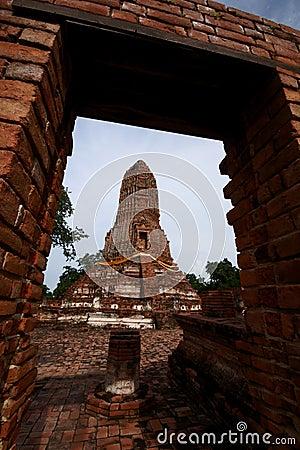 Old pagoda (Thailand)