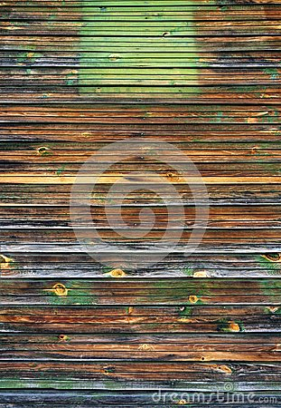 Free Old Painted Peeled Off Dark Brown Wood Planks Texture Background Backdrop Royalty Free Stock Image - 122380846