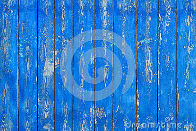 Old painted wooden surface