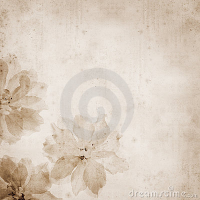 Free Old Paper Background Stock Photo - 3992740