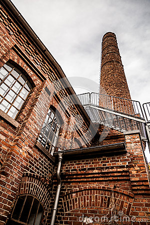 Old Paper industry in Norway