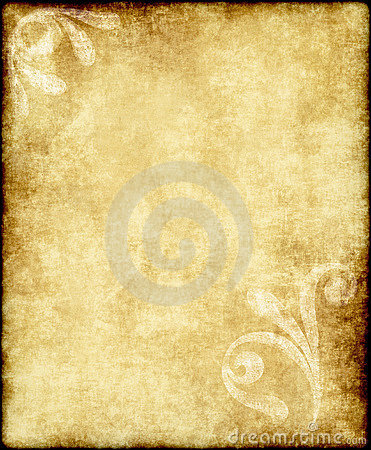 Free Old Paper Or Parchment Stock Photos - 5107133
