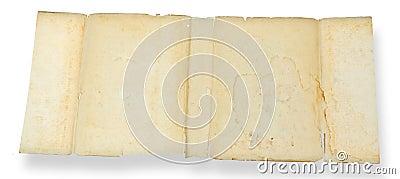 Old Paper sheet, Grunge vintage
