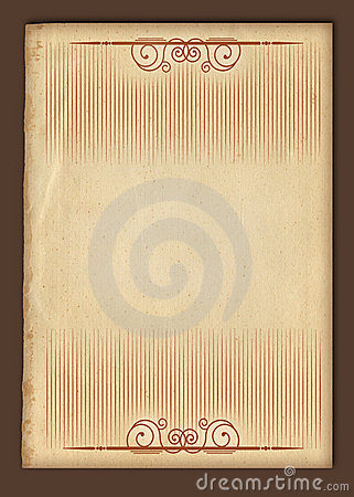 Old paper texture.Antique background