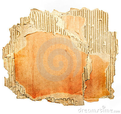 Old paperboard