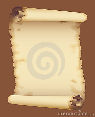 Free Old Parchment Stock Photo - 2971940
